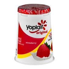 nyc grocery delivery yogurt yoplait