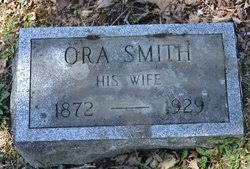 Ora Smith Pett (1872-1929) - Find A Grave Memorial