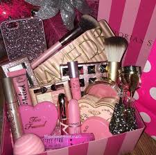 gift box makeup victoria secret and