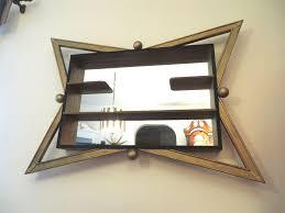 bow tie mirror shadow box