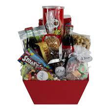 night gift basket small