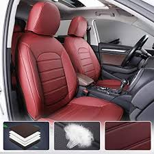 muchkey luxury leather seat covers