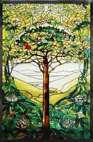 stained glass fig tree in valley tree