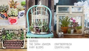 how to make a diy succulent terrarium