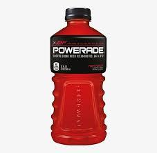 powerade ion4 nutrition information