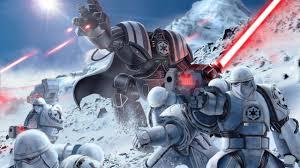 wallpaper stormtroopers darth vader