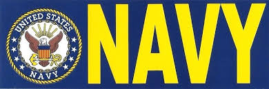 Navy Car Stickers Zap Us Window Seal Decals Wall Decor Sutanrajaamurang