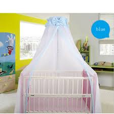 Kids Bed Mosquito Net Bedroom Crib Netting Bed Canopy Butterfly Netting Stand Ebay