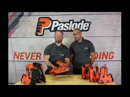 is your paslode nail gun not firing