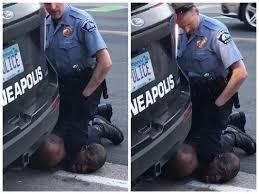 U.S. policeman filmed kneeling on George Floyd's neck arrested ...