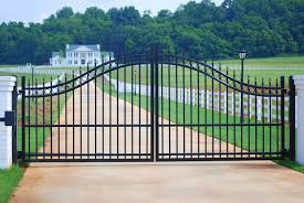 Automatic Iron Gate System Design And Integration Contractors Wrought Iron Gate Fence Railing Welding