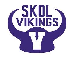 Skol Vikings Vinyl Window Decal Pick Your Size And Color Etsy