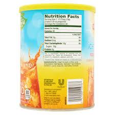 lipton raspberry iced tea mix 26 8 oz