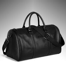 mens travel bag leather style bags