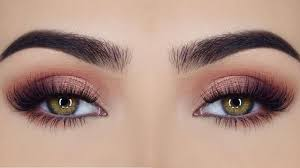 how to do simple eye makeup for office