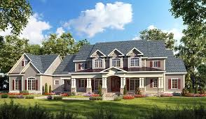house plan 58272 traditional style