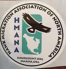 Hmana Decal Hawk Migration Association Of North America