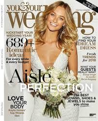 you your wedding magazine february