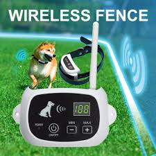 Hot Retail Wireless Dog Electronic Fence System Kd 661 Rechargeable Receiver 5v Transmitter Power Drop Shipping Electronic Fence Fence Systemelectronic Fencing System Aliexpress