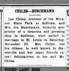 Gasconade County Republican from Owensville, Missouri on November 28, 1935  · Page 1