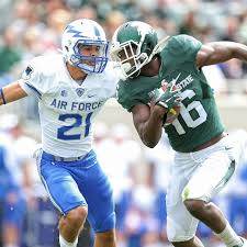 Perfect Combinations: Connor Cook and Aaron Burbridge - The Only ...