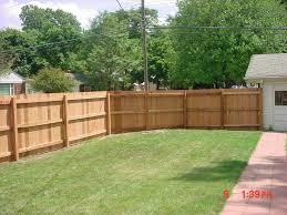 Wood Cedar Fencing
