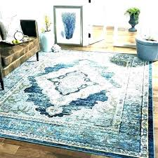rug area full grey tufted fl gray