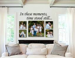 Create A Feature With Our In These Moments Time Stood Still Wall Decal