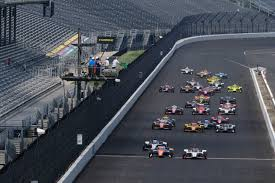 The Latest: Rossi Crashes Out of Indy 500 After Pit Problems ...