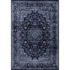 dark blue rugs com