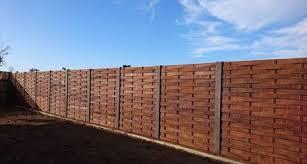 Basket Weave Fence Design Basics