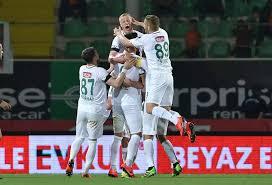 Aytemiz Alanyaspor - Atiker Konyaspor: 2-4 Maç sonucu