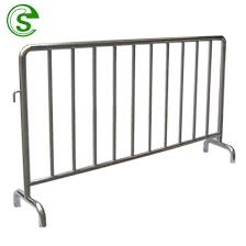 China Portable Safety Fences Movable Ss304 Crowd Control Barriers Uk China Ss 316 Barricade Ss 304 Barricades