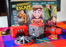 Spy Code Operation Escape Room Family Kids Challenge Strategy Puzzle Toy Game Modern Manufacture Games