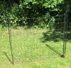 Electric Fence Netting Gate Green Aussie Chook Supplies