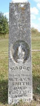 SMITH, MADGE - Ringgold County, Iowa | MADGE SMITH - Iowa ...
