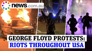 George Floyd protests: Visions of the ...