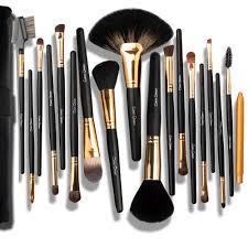 new 748 best natural makeup brush set