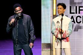 How Prince and Chris Rock Forged a Friendship