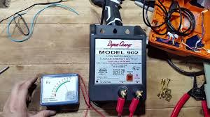 Electric Fence Charger Repair Dyna Charge 902 Youtube