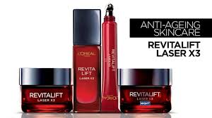 tried tested revitalift laser x3