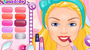barbie makeup artist game for s
