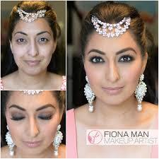 fiona man toronto and gta makeup artist