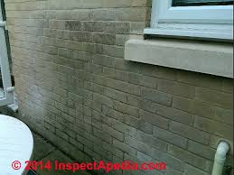 stains on brick surfaces how to
