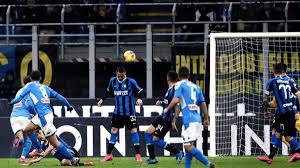Coppa Italia, Inter Napoli LIVE: sintesi, tabellino e cronaca del ...