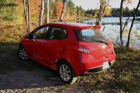 Review Mazda 2 Shines In Bad Weather Nimble On City Streets Ctv News Autos