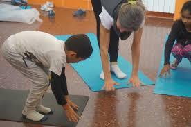 Yoga con DiR y Pere Tarrés para los niños en situación de ...