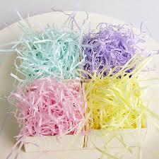 100g colorful shredded tissue paper