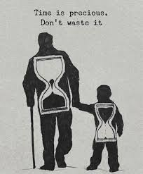 inspirational positive quotes time is precious dont waste it