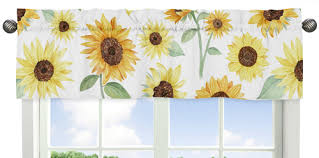 sunflower collection crib bedding